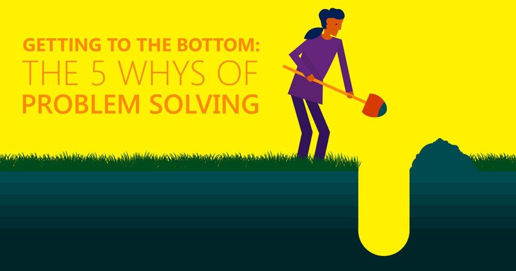 Phương pháp giải quyết vấn đề: 5 Whys