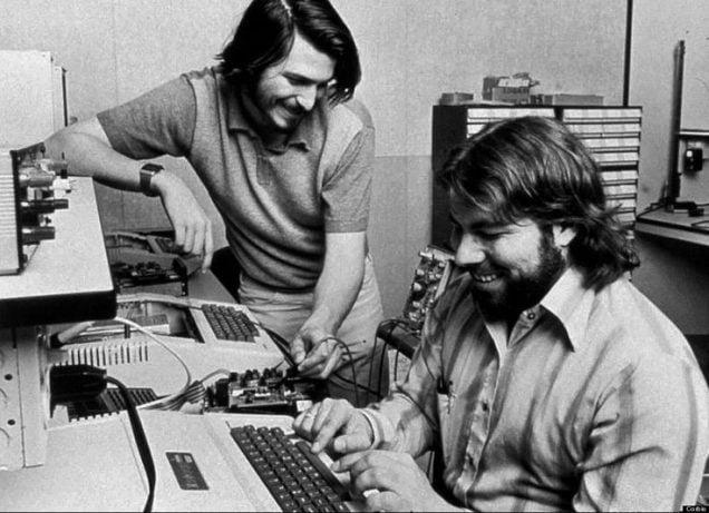 quy tắc sống còn startup Steve Jobs Steve Wozniac Apple